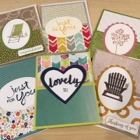 Tutorial: Dutch Door Fold Card