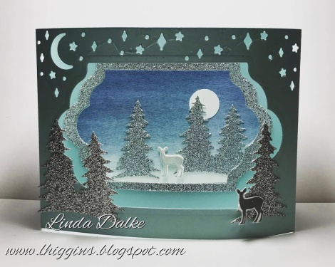 Image result for carols of christmas diorama card