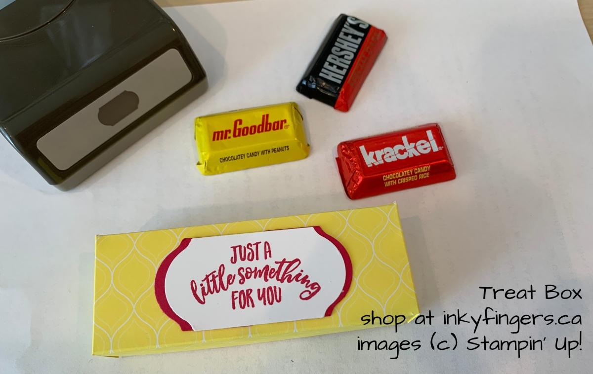 Video Tutorial: A Simple TreatBox