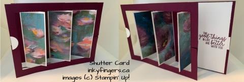Shutter Card