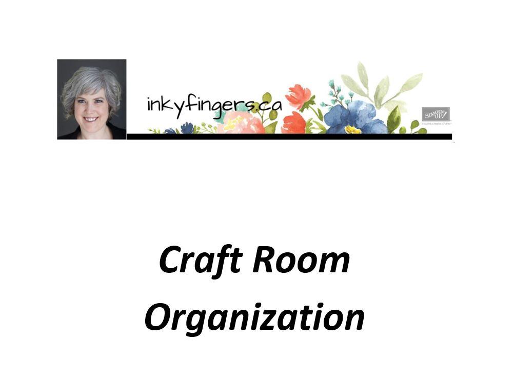 Video: Craft RoomTour