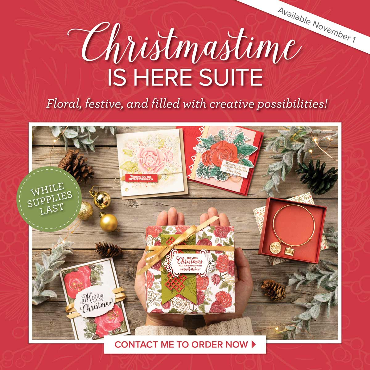 Christmastime is HereSuite
