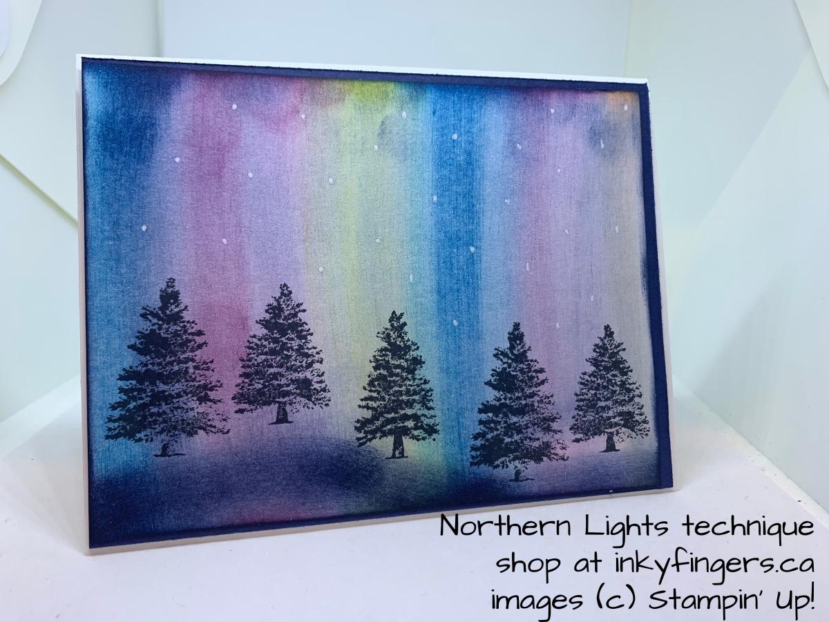 Tutorial: Northern LightsTechnique