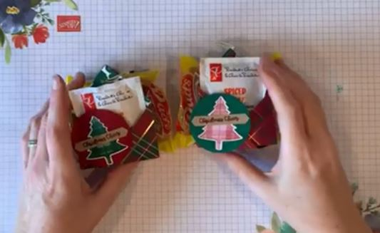 Video Tutorial: Tea and CookiesPouch