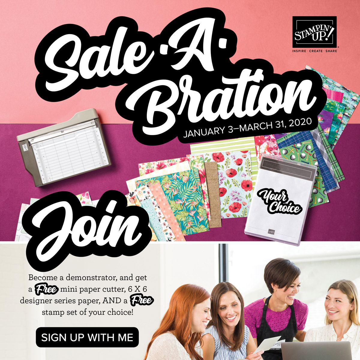 FINAL Reasons to Join My Team DuringSale-a-Bration