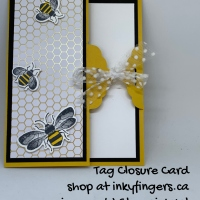Video Tutorial: Tag Closure Card