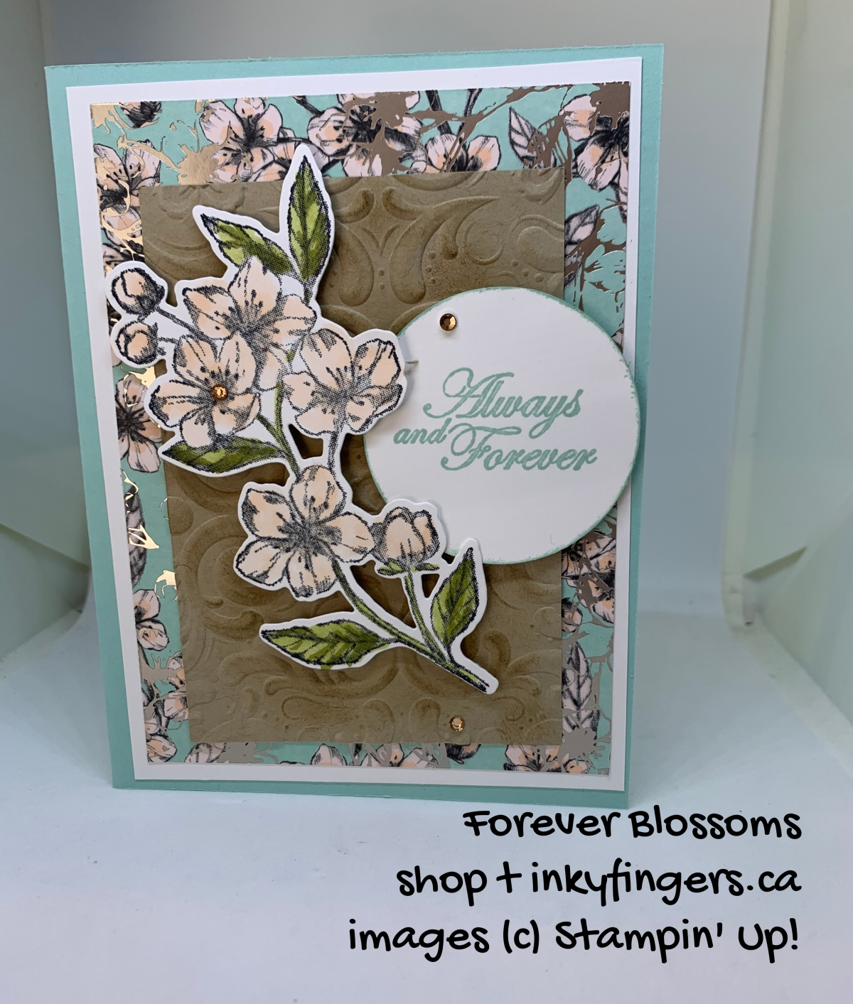 Video Tutorial: ForeverBlossoms