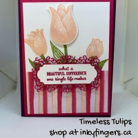 Video Tutorial: Timeless Tulips Bundle