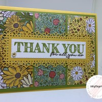 Video Tutorial: Ornate Thanks