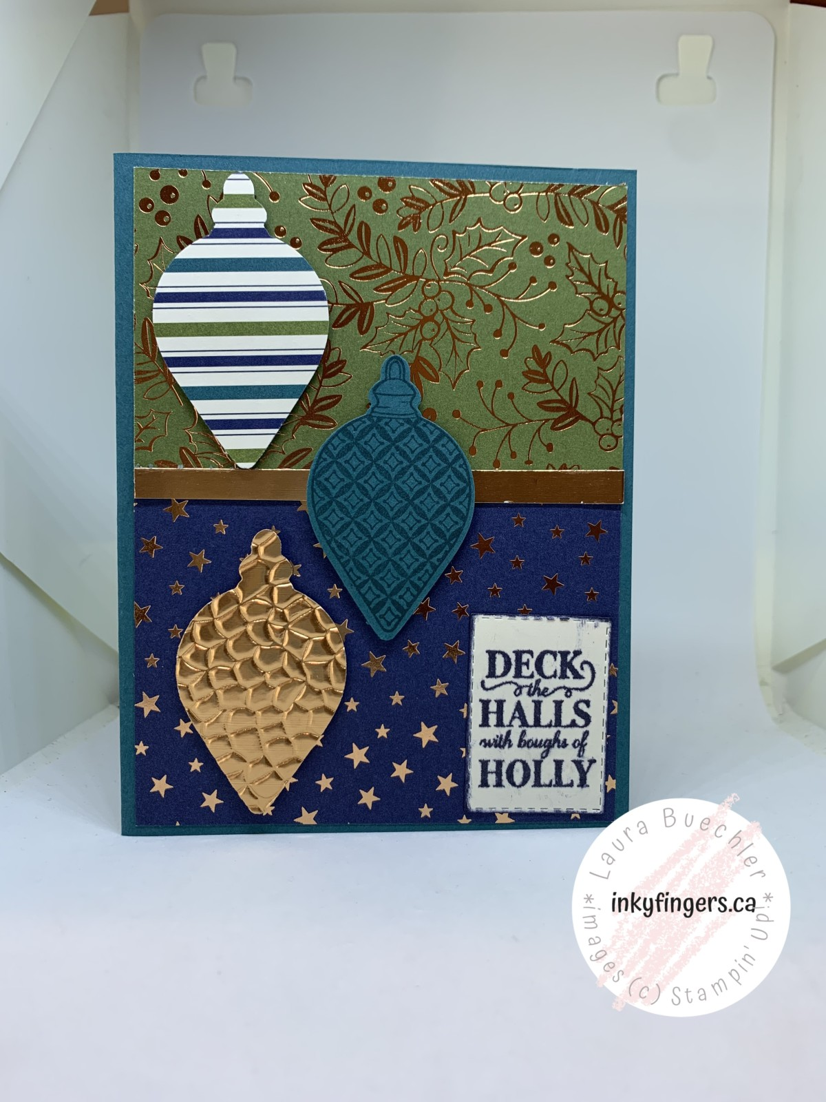 Blog Hop: Christmas inJuly!