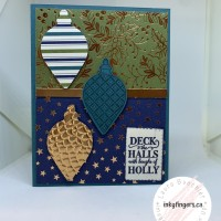 Blog Hop: Christmas in July!