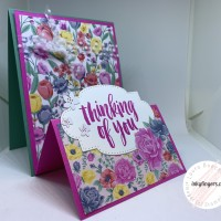 Video Tutorial: Double Easel Card