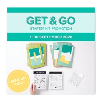 Get and Go Special from Stampin' Up!