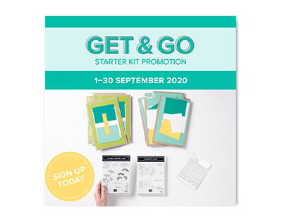 Get and Go Special from Stampin'Up!