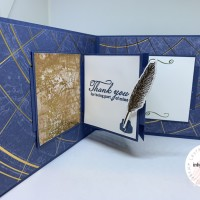 Tutorial: W-Card Fold