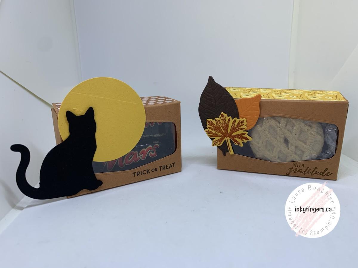 Seashore Blog Hop: Autumn TreatBoxes