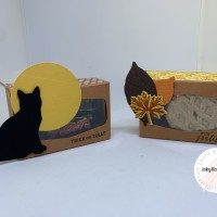 Seashore Blog Hop: Autumn Treat Boxes