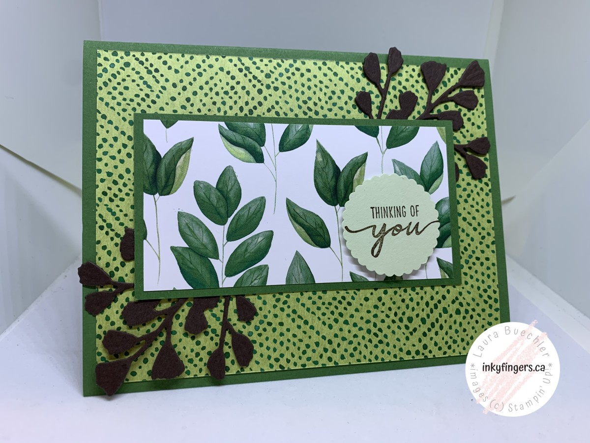 Recent Creations: Autumn in the CraftRoom