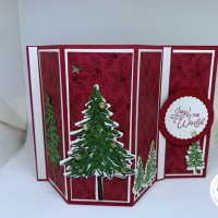 Tutorial: Bay Window Card