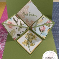 Tutorial: Simple Pop-out Card
