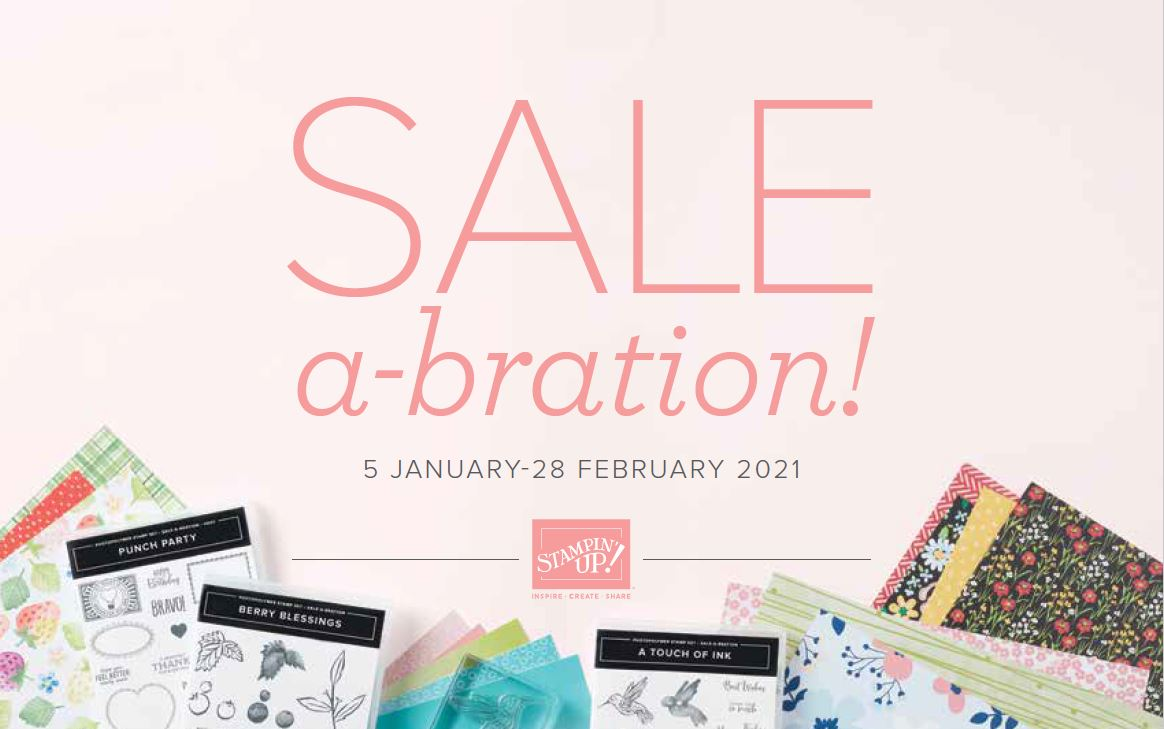 All About Sale-a-Bration!
