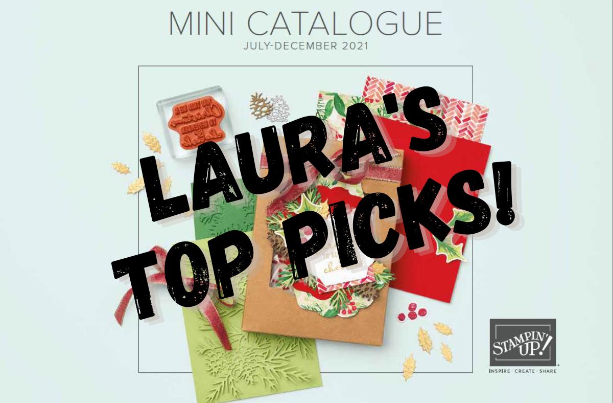 2021 Autumn Mini Catalogue – Laura's TopPicks